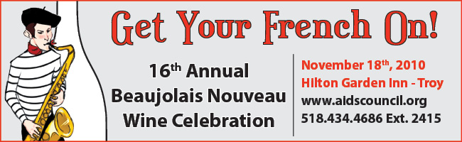 16th Annual Georges Duboeuf Beaujolais Nouveau Wine Celebration. Get Your French On!
